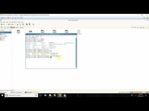 Step 4 - Editing .bashrc and creating a SAP IQ / SYBASE IQ Demo Database