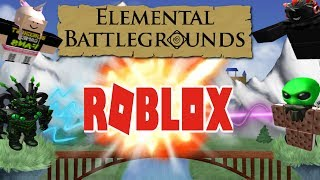 The FGN Crew Plays: ROBLOX - Elemental Battlegrounds (PC)