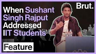 The Understated Wisdom Of Sushant Singh Rajput