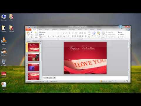 PowerPoint 2010 Tips - How to Protect PowerPoint Presentation from Editing or Stealing Content