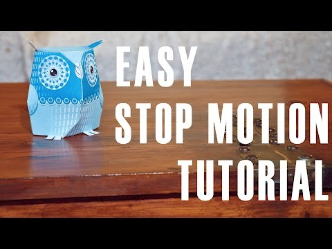 STOP MOTION TUTORIAL & TIPS  | Film With Your iPhone !