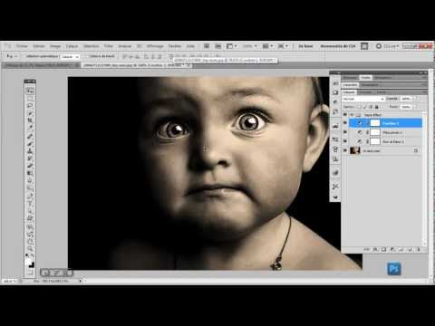 Formation Photoshop CS5 & CS6 - - Sepia Effect