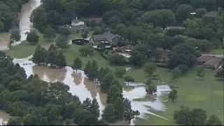 Raw: Dallas Floods After Heavy Rains