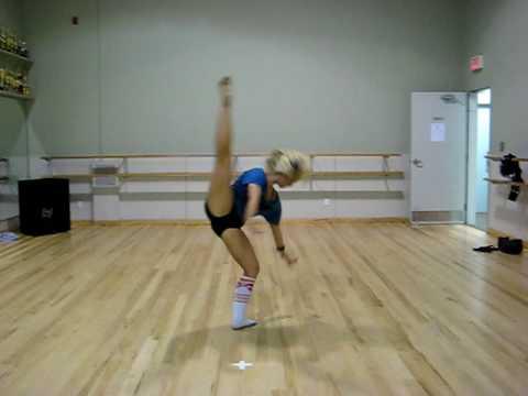 Donyelle's contemporary choreo