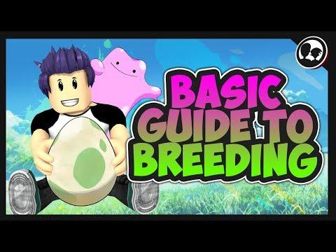 BEST BASIC POKEMON BREEDING GUIDE! | Roblox | Pokemon Brick Bronze