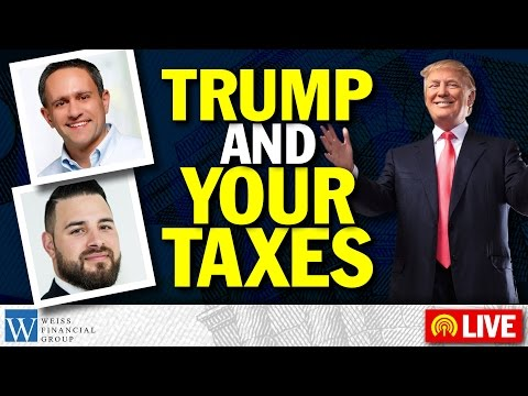 How Trump's Proposed Tax Plan Affects You