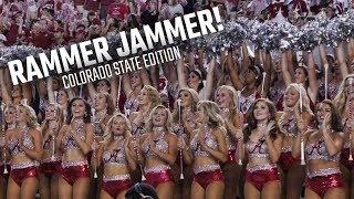 Alabama fans sing Rammer Jammer: Colorado State edition