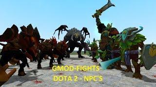 BORDERLANDS 2 NPC'S - GMOD-FIGHTS