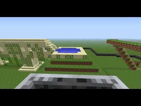 Minecraft: ROMAN AQUEDUCT