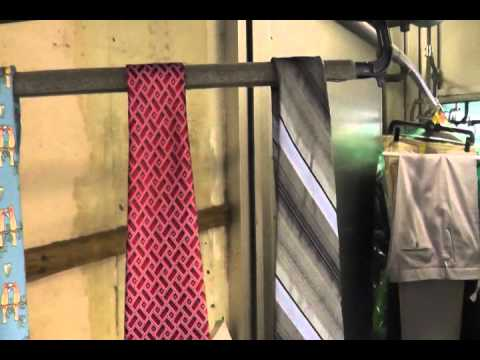 dry clean only silk tie clean at home-DIY, HOW TO