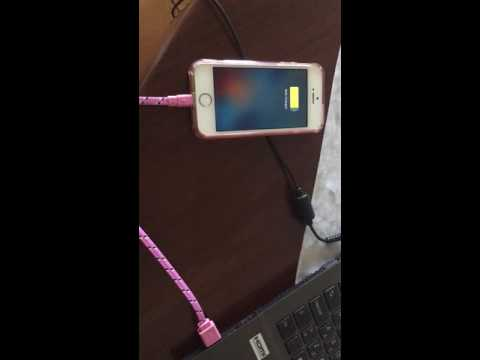 3m iPhone cable doesn't work