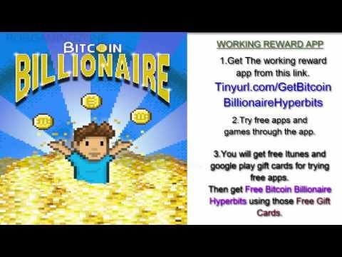 Bitcoin Billionaire - Tips - Tricks - Strategies - Get Hyperbits Faster - IOS Android !