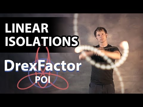 How to Do Linear Isolations for Poi: 1-minute tutorial