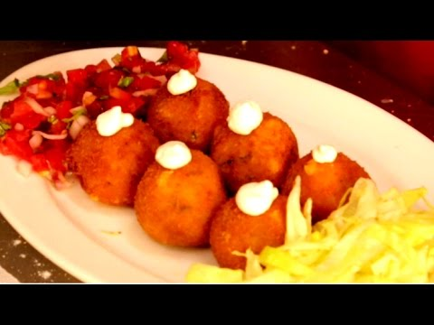 Jalapeno Cheese Balls Recipe (In English)