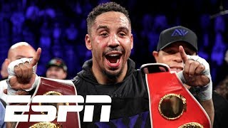 Teddy Atlas says Andre Ward is a