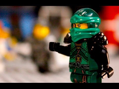 LEGO NINJAGO: Splinter in Time Episode 2: Fast-Forward!