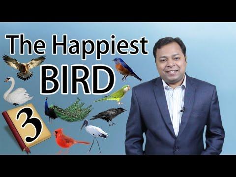 The Happiest Bird | Motivational Story 3