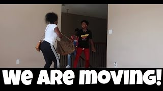 TRAY AND AIRI MOVING OUT PRANK ON CHRIS!!! (HE GETS MAD)