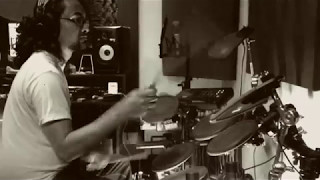 """""""Chop Suey"""" Drum Cover by Bakhtiar Hossain (Checking Yamaha DTX ver2 with EZ Drummer 2)"""