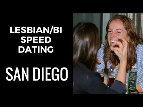 Live: Lesbian/Bi Speed Dating, San Diego