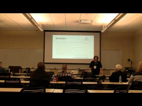 WCDayton 2014 - Tips & Tricks to make sure your website is accessible - Angela Bergmann