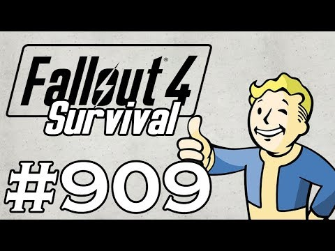 Let's Play Fallout 4 - [SURVIVAL - NO FAST TRAVEL] - Part 909 - TRIGGERED