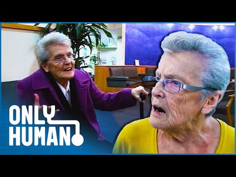 Elderly Lady Suffers From Constantly Itching | Embarrassing Bodies