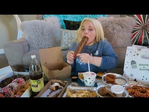 10K Calorie Challenge | Girl VS Food | Epic Cheat Day | Trisha Paytas