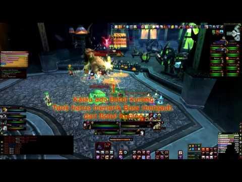 Molten (Old Warmane) WOW -Professor Putricide 10N Tactic