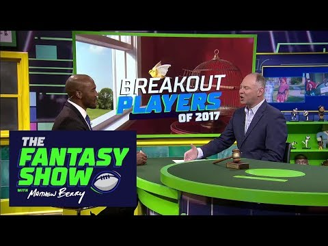2017 fantasy breakout players | The Fantasy Show with Matthew Berry | ESPN