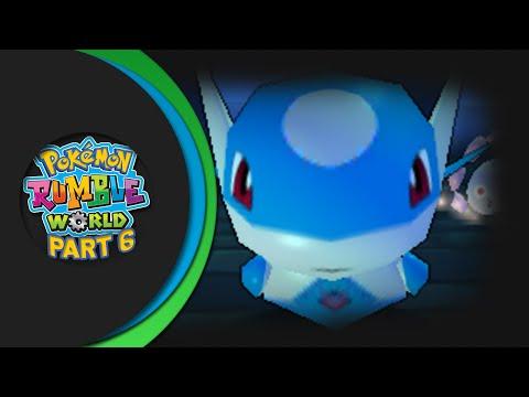 Pokémon Rumble World Walkthrough: Part 6 - The Pokémon God's Have Awoken! [HD]
