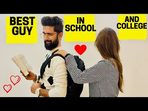 5 Steps to become popular in school and college | Become the coolest guy