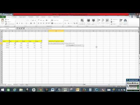 Find highest value in a row and return column header in Excel