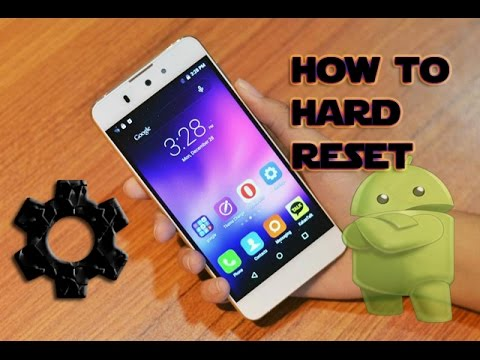 How to Hard Reset Your Cherry Mobile Phone (Nakalimutan ang Password)
