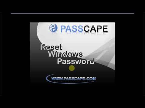 reset password without cmd