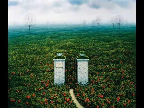 The Beatles - Strawberry Fields Forever (Lyrics)