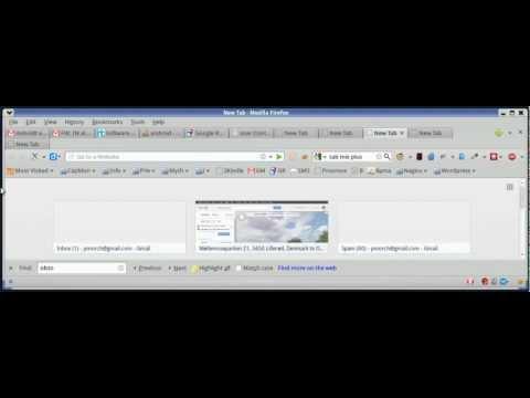 Firefox Tab Mix Plus extension tab blinking