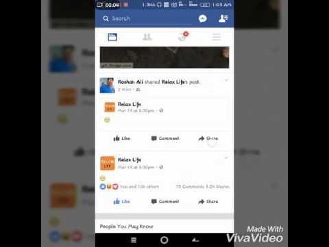 How To: Download gif From Facebook on any Android device