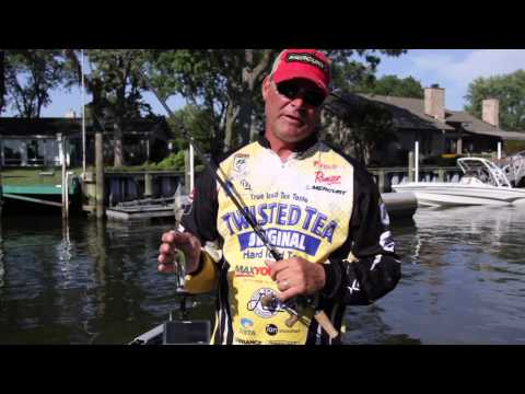 Elite Series Field Test: Cheseapeake: Bass Fishing Tournament Baits & Lures Review