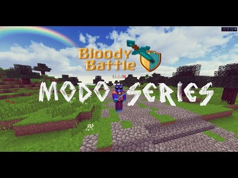 BloodyBattle - Modo Series #1 : NON JE CHEAT PAS ! [FR]