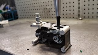 Sequential shifter for simracing (DIY, homemade)