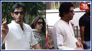 Shatak Ajtak: Raj Thackrey, Tina Ambani, Sandip Patil Cast Their Vote In BMC Elections 2017
