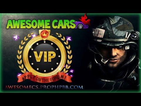 How to Apply for VIP in Awesome Cars + Fun Maps