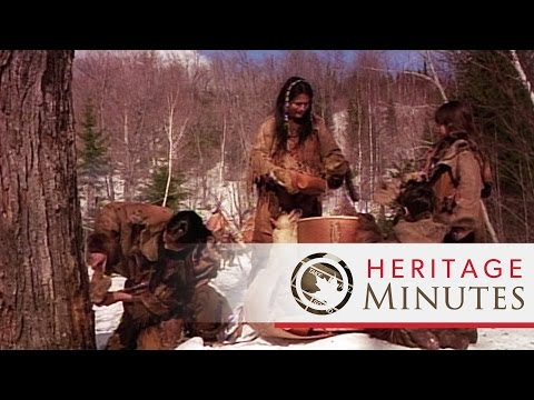 Heritage Minutes: Syrup