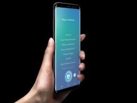 How to Disable Bixby Button  - Galaxy Note 8 S8 S8+