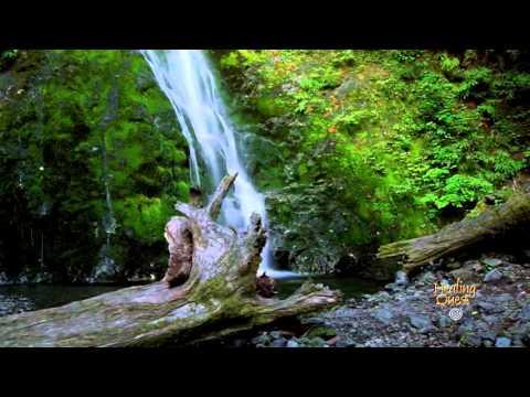 Healing Moment: Waterfalls