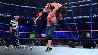 No Mercy 2016: RELIVE all the action on WWE Network