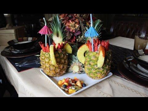 Crazy Pineapple (Piña Loca)