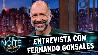 Entrevista com Fernando Gonsales   The Noite (26/05/17)