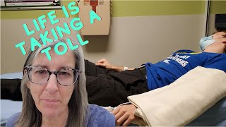 A Hard Week Here's What's Been Happening - No Goodwill For Me